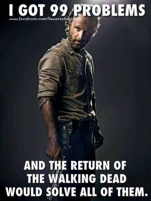 The Walking Dead @Holly Elkins Carlos SOOON!!!!!!!