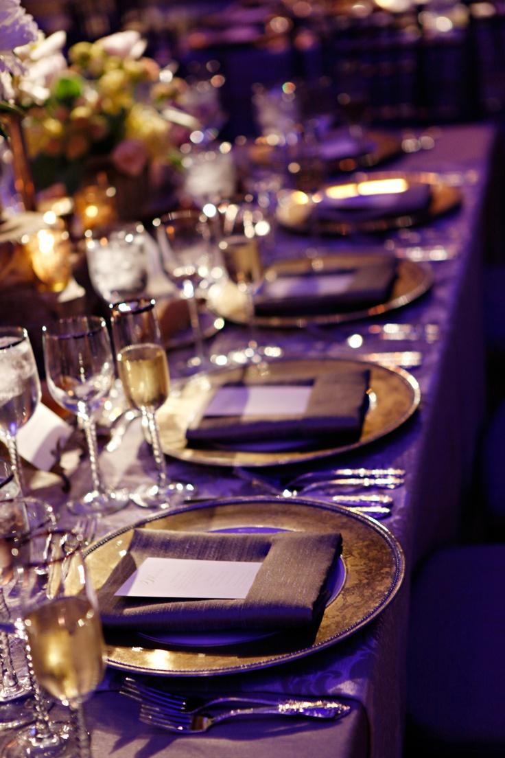1000 ideas about purple wedding tables on pinterest. Black Bedroom Furniture Sets. Home Design Ideas