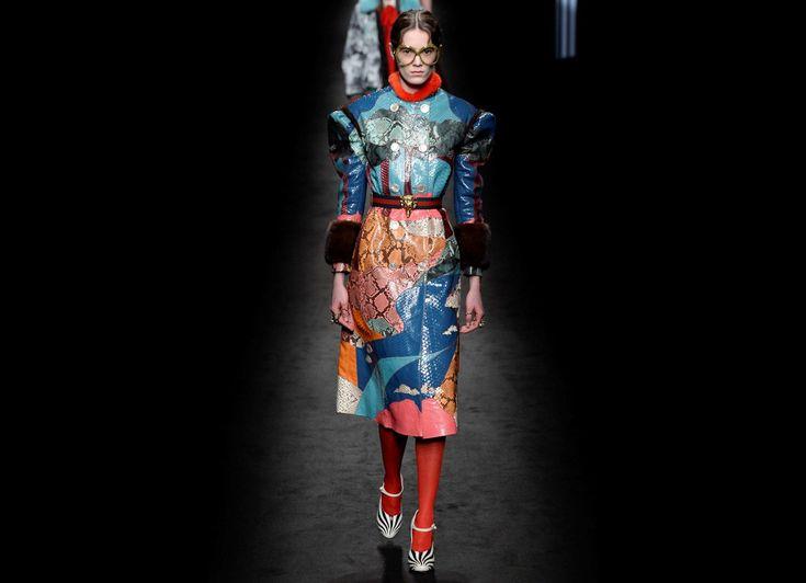 Défilé Gucci: Automne-Hiver 2016-2017
