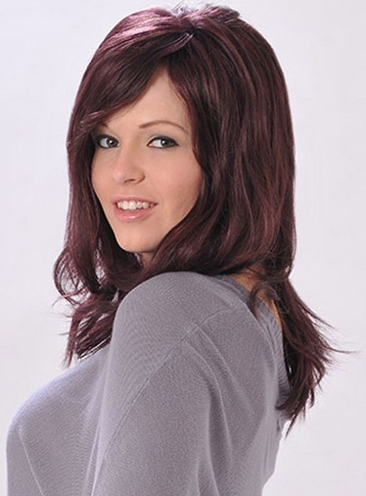 Alexandra Monofilament Synthetic Wigs CSSD005