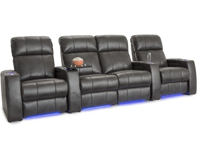 Seatcraft Sonoma Theater Seating | 4seating