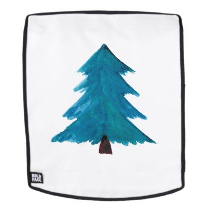 Christmas Tree Xmas Gif Men Women Kids Backpack - anniversary gifts ideas diy celebration cyo unique