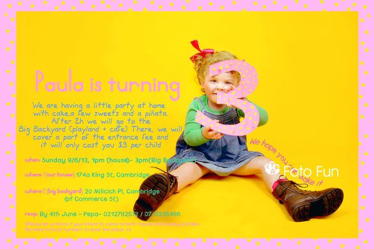 Birthday card from PT´s Foto Fun, 3