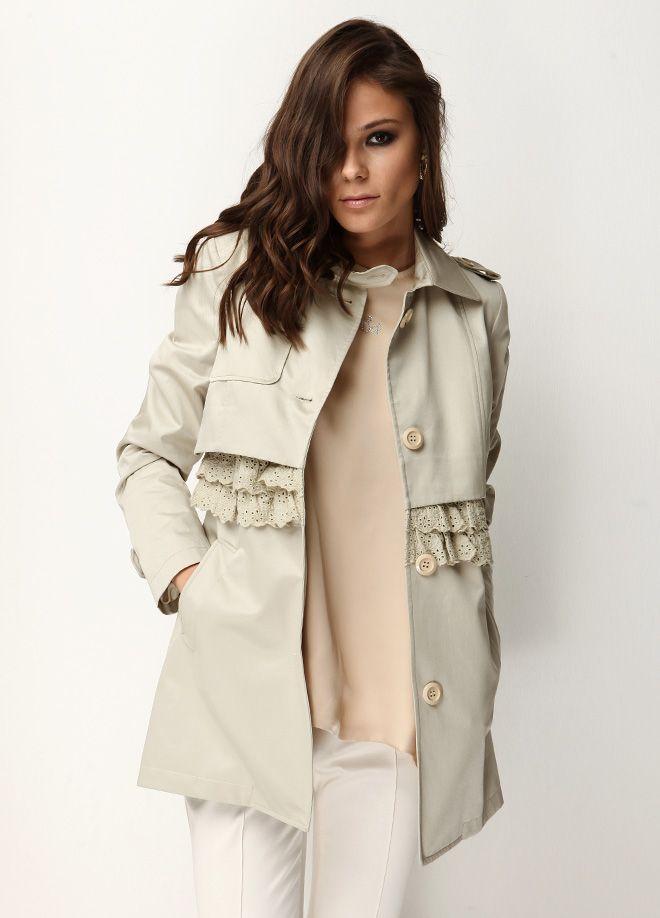 Stil Aşkı: Cesur ve Güzel Trençkot Markafoni'de 449,99 TL yerine 249,99 TL! Satın almak için: http://www.markafoni.com/product/5017238/ #markafoni #fashion #instafashion #style #stylish #look #photoshoot #design #designer #bestoftheday #gri #dress #girl #model