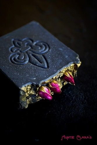 Queen Of The Night Handcrafted Soap by Auntie Clara's