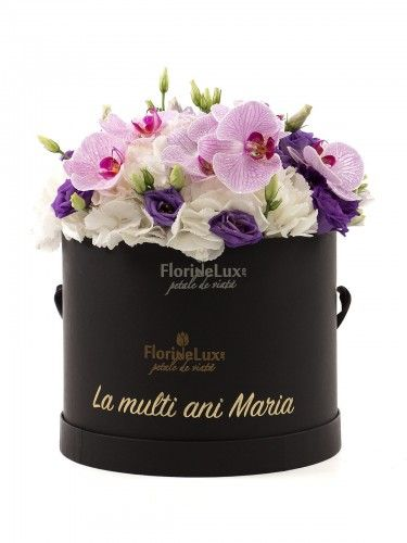 Flori pentru Sf. Maria