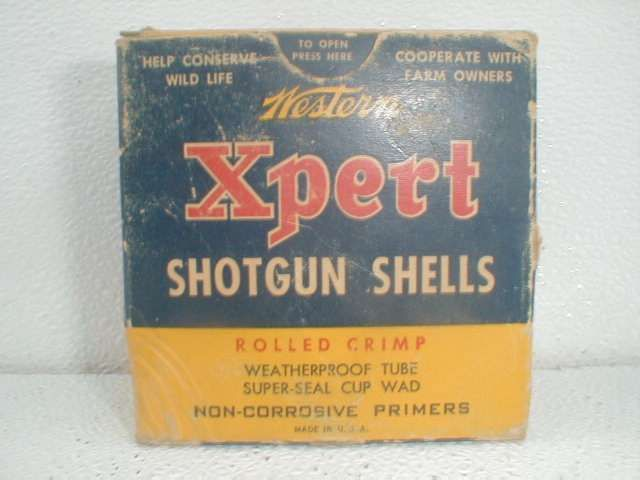 1901 new rival shotgun shell