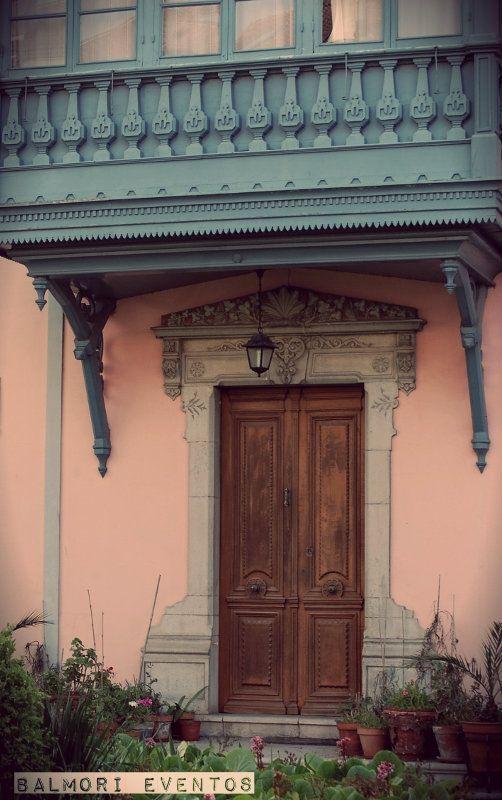 ruta de las casas indianas llanes casa de junco mendoza detalle de la