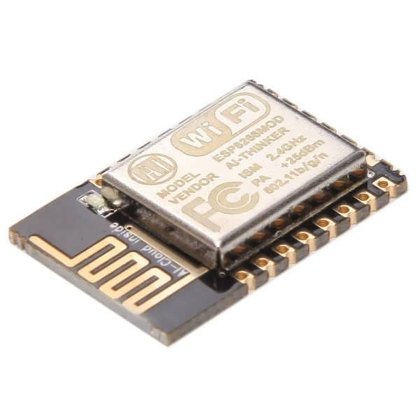 ESP8266 ESP-12E Remote Serial Port WIFI Transceiver Wireless Module Description: ESP8266-12E is an enhanced version ESP8266-12, improve peripheral circuitry increases impedance matching, the signal output is better, whether it is stable or anti-jamming capability, have been greatly improved! For...