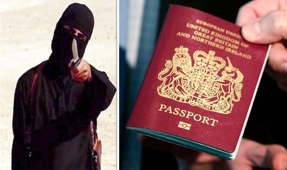 PRESSURE is mounting on the Government to reveal the identities of the almost 50 British terror suspects who have been stripped of their passports since 2010 in a terror crackdown on British jihadis.