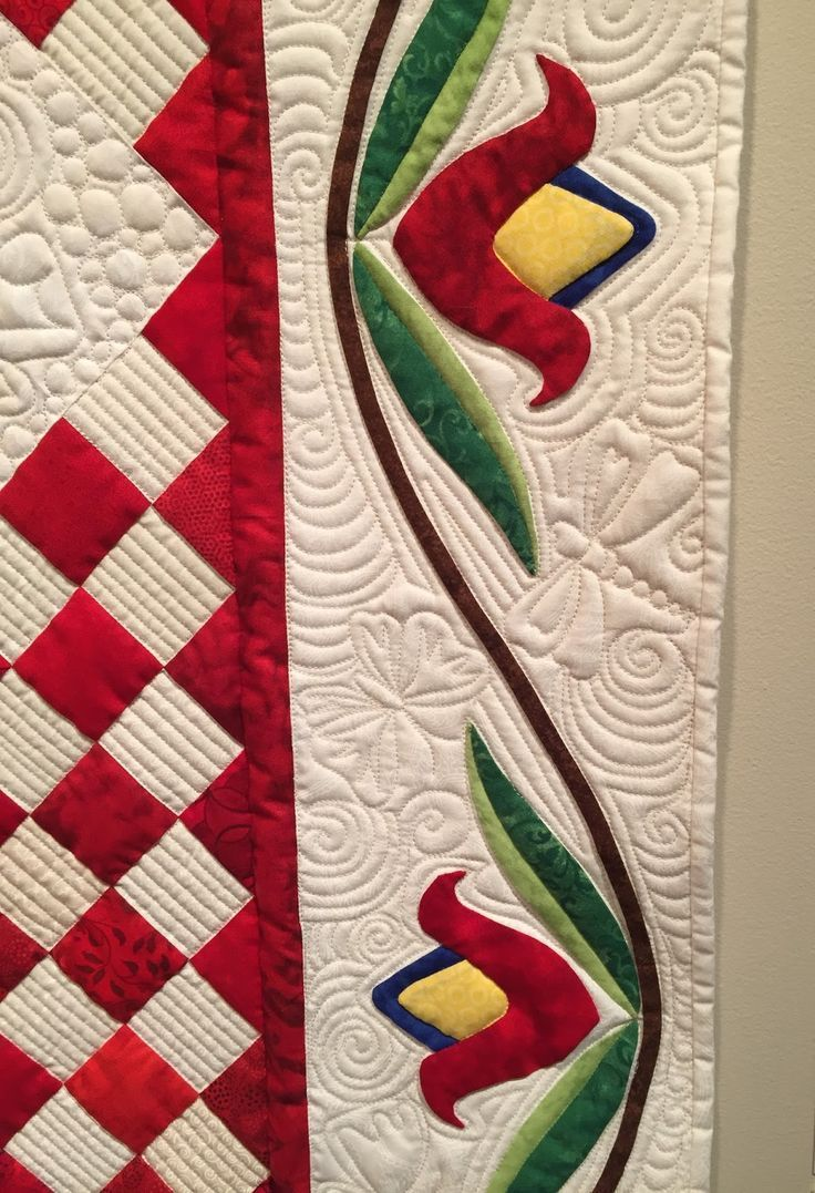 Sew Fun 2 Quilt: Quilting the Border Looks like a fun border