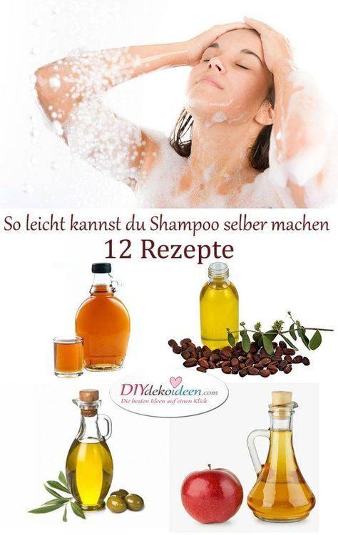So leicht kannst du Shampoo selber machen – 12 tolle Rezepte