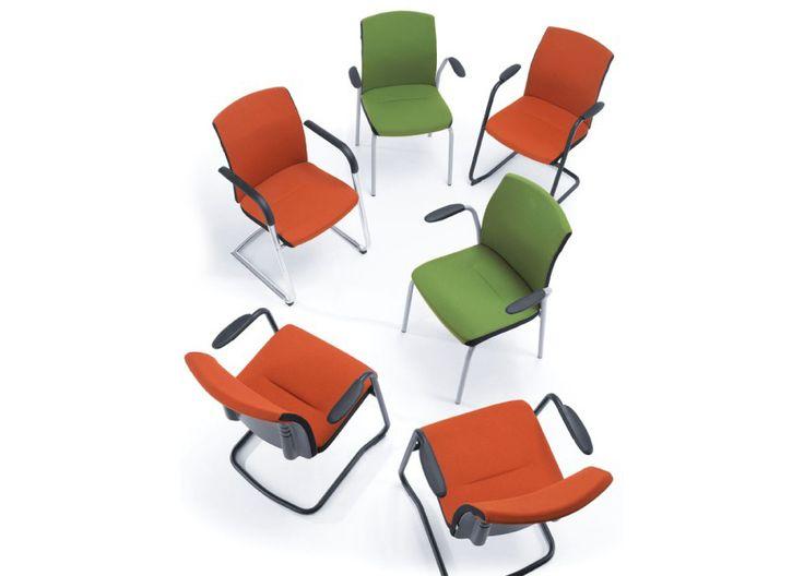 One - krzesło do biura profim #lobos #krzesło #biuro #meblebiurowe #meble #furniture #work #design #chair #wnętrza