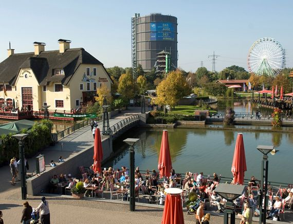 blogdetravel: Oberhausen, între Legoland şi farmec nemţesc