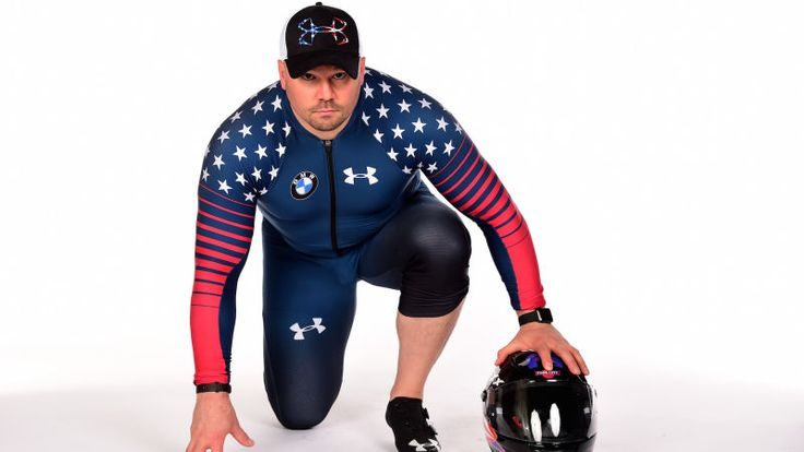 Bobsledding Gold Medalist Steven Holcomb Found Dead At Olympic Training Center