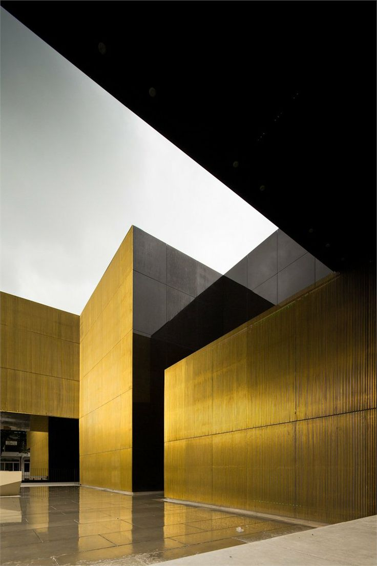 Platform of Arts and Creativity / Pitágoras Arquitectos