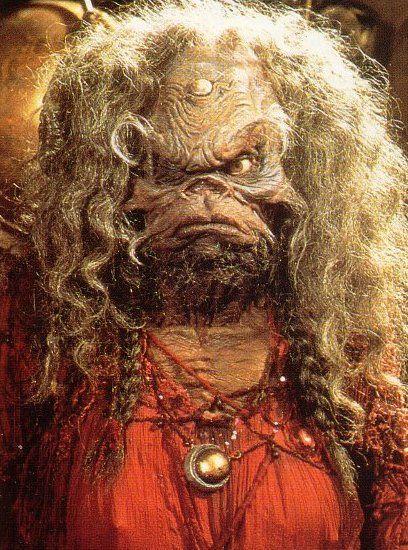 Aughra. The Dark Crystal. love this movie