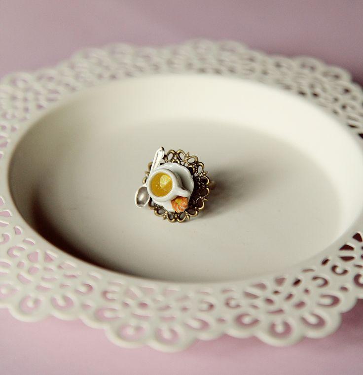 Ilianne | Jewelry Made of Love - Lemon Tea