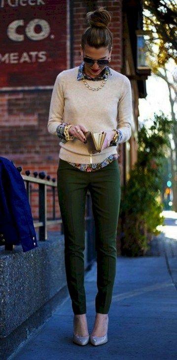 63 Ideen für lässige Herbst-Outfits 2018