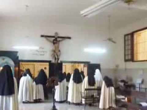 Carmelitas descalzas en la Habana, Cuba - YouTube
