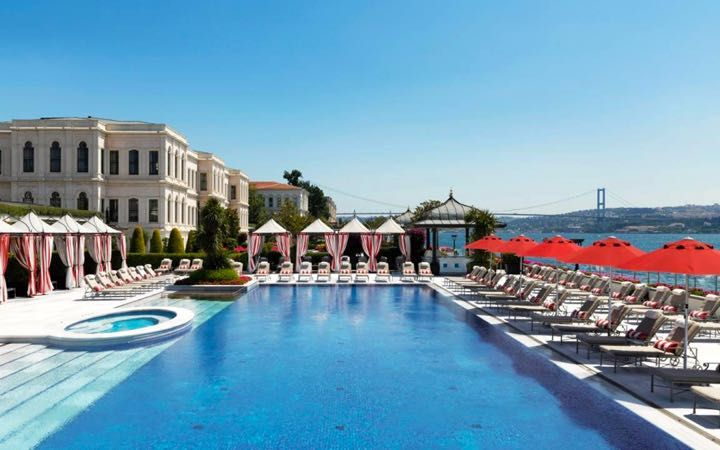 The Best Luxury Hotels in Istanbul: The Four Seasons
