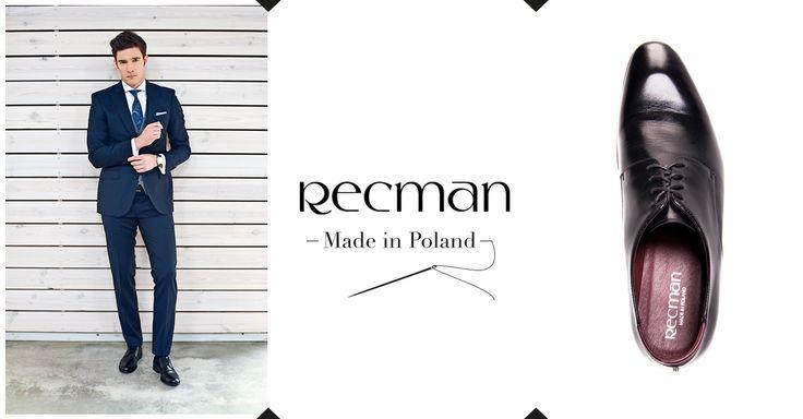 Wszystkie modele obuwia Recman zostały zaprojektowane i wykonane przez specjalistów w dziedzinie rzemiosła szewskiego, którzy zadbali o perfekcyjną konstrukcję buta gwarantującą wysoki komfort użytkowania. Model A 026 to czarne klasyczne buty męskie, wykonane w 100% ze skóry bydlęcej, z dbałością o każdy detal.