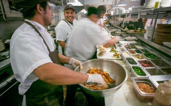 Качество на кухне ресторана: взгляд технолога