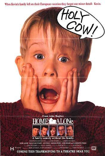 Home Alone... 1 and 2..... so many wonderful things in these movies