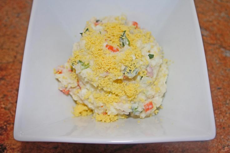 I love this potato salad, which is often served as a side dish (banchan) at Korean restaurants. It's somewhat similar to Japanese-style pot...