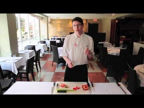 Executive Chef Shaughn Halls advises on the essential knives to have in your kitchen and what they are used for.