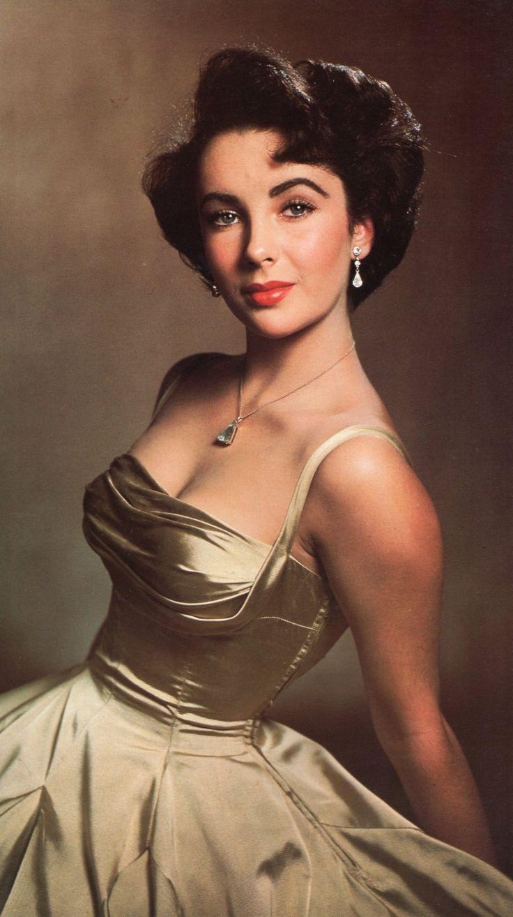 207 best images about Elizabeth Taylor on Pinterest