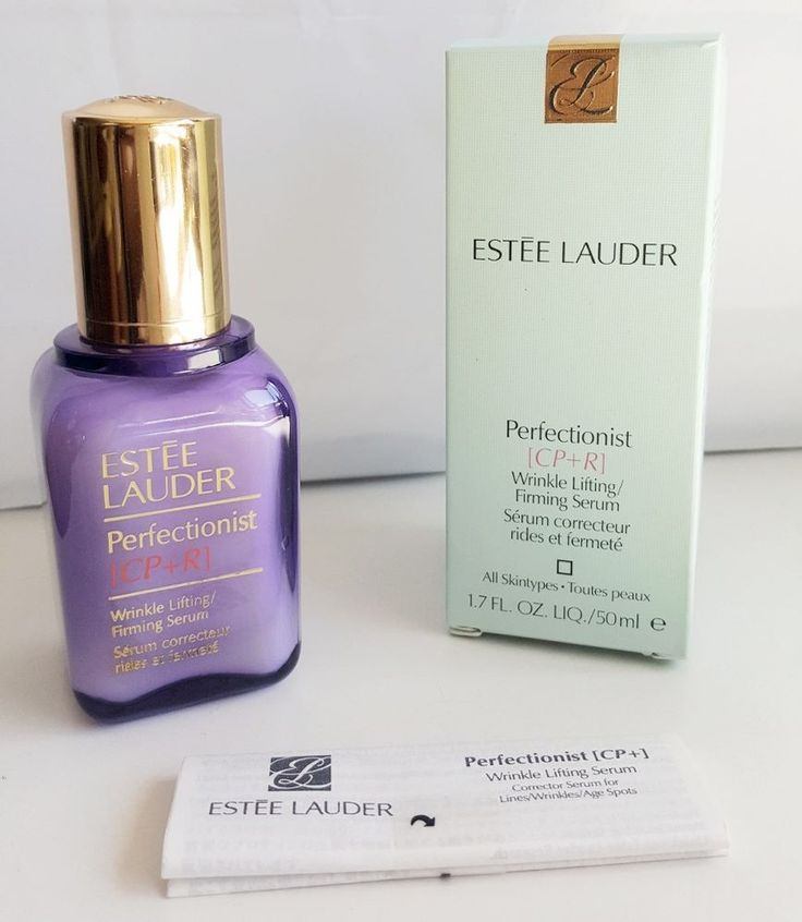 ESTEE LAUDER PERFECTIONIST CP R 50ML. WRINKLE LIFTING / FIRMING SERUM. Estee Lauder Advanced Night Repair II 50ml Synchronized Recovery Complex. Dramatically reduces the look of lines, wrinkles for all skintypes. | eBay!