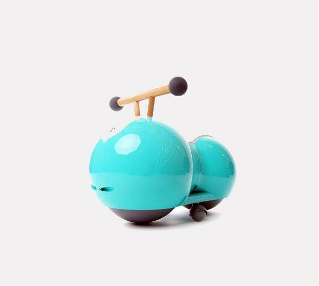Futuristic Ride On Bike | MyBabyNeedThis | Its not only cool but also accelerate the development of young children by helping them make the connection between their senses!