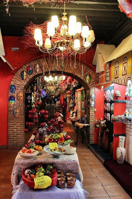 A store, Puebla
