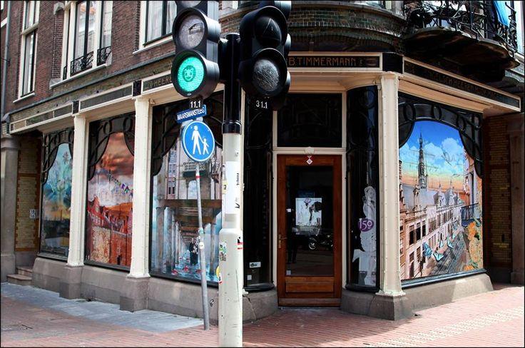 www.artvertisements.com, ARTvertisement for shop, contains: 20's, industrial revolution, jugendstil and some fantasy...