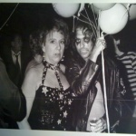 And Now Here Is A Photo Of Jean Stapleton — AKA Edith Bunker — With Alice Cooper