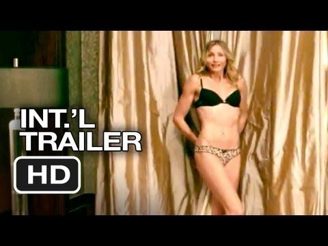 Gambit Official International Trailer (2012) - Colin Firth, Cameron Diaz Movie HD - YouTube