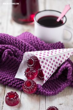Mulled Cherry Jelly | Nicest Things