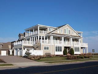 Beautiful Cape May Beach front home