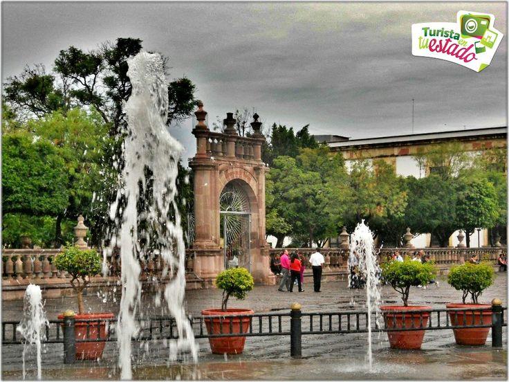 """#SabíasQue El Barrio de San Marcos, fundado en 1611, es sede y dominio de la más importante feria de México, la """"Feria Nacional de San Marcos"""""""