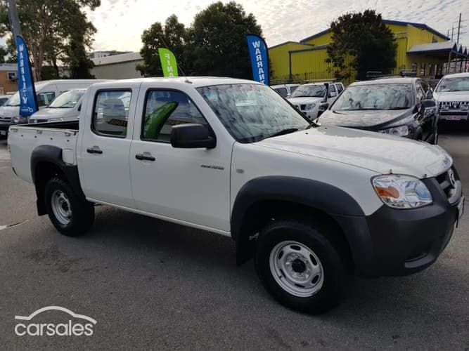 2009 Mazda BT-50 DX UN Manual Dual Cab-$9,999*