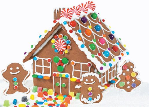 10 Best Gingerbread Houses Images On Pinterest