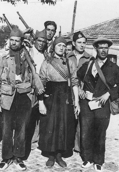 Guerre civile d'Espagne                                                       …