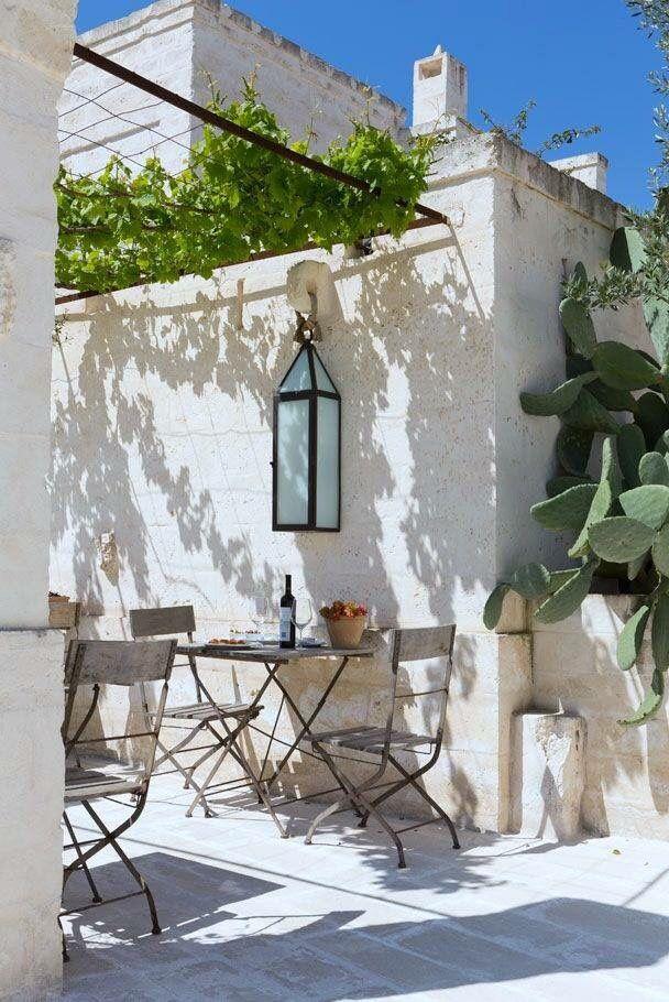 Masseria village, Santorini island, Greece. - selected by www.oiamansion.com
