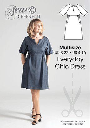 Free sewing patterns Spring / dresses