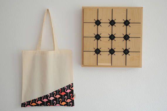 Bekijk dit items in mijn Etsy shop https://www.etsy.com/nl/listing/523987107/katoenen-tas-shopper-tote-bag-naturel