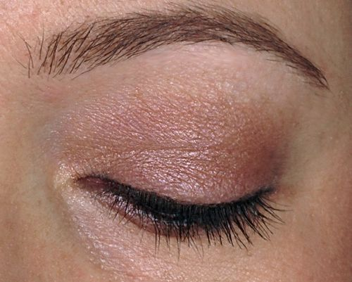 Urban Decay Naked3 Naked 3 eye tutorial shimmery bronze