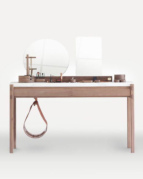 His & Her dressing table - Studio 248