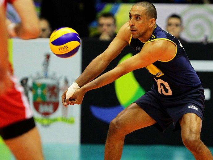 He is back! #volleyball