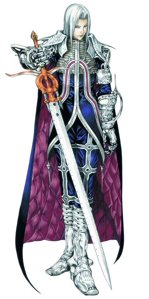 Alucard - Pictures & Characters Art - Castlevania Judgment